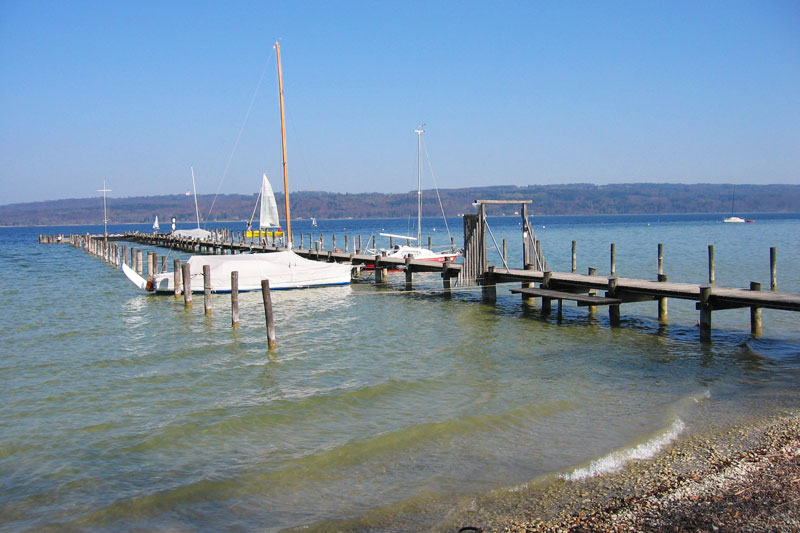 Camping am Ammersee